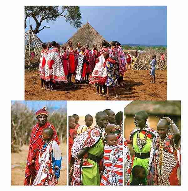 Voyage de noces safari en Tanzanie, safari et ethnie Masaï